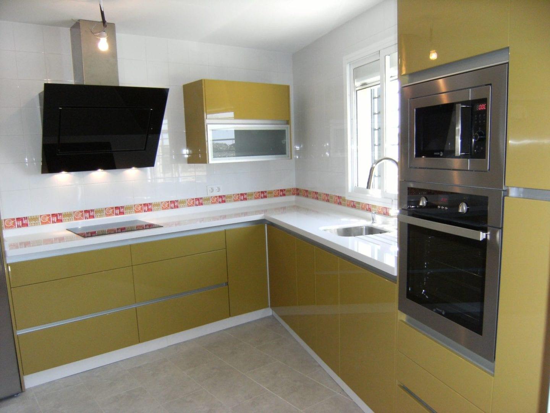 Cenefas para cocinas modernas finest cortina cenefa para - Cenefas cocinas modernas ...