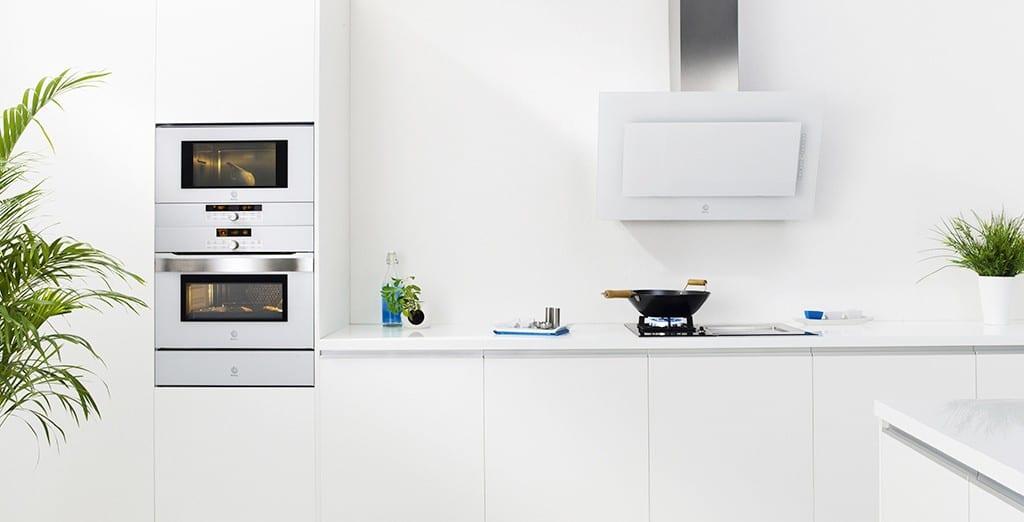 Cocinova Electrodomésticos Serie Cristal Balay