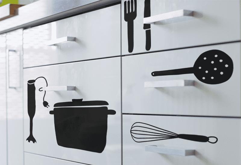 Cocinova vinilos un plus de estilo en el hogar cocinova - Vinilos para azulejos de cocina ...
