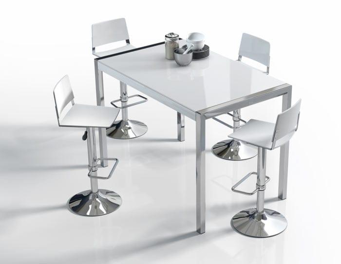 Mesa cocina leroy merlin fabulous mesa alta cocina ikea - Taburetes cocina leroy merlin ...
