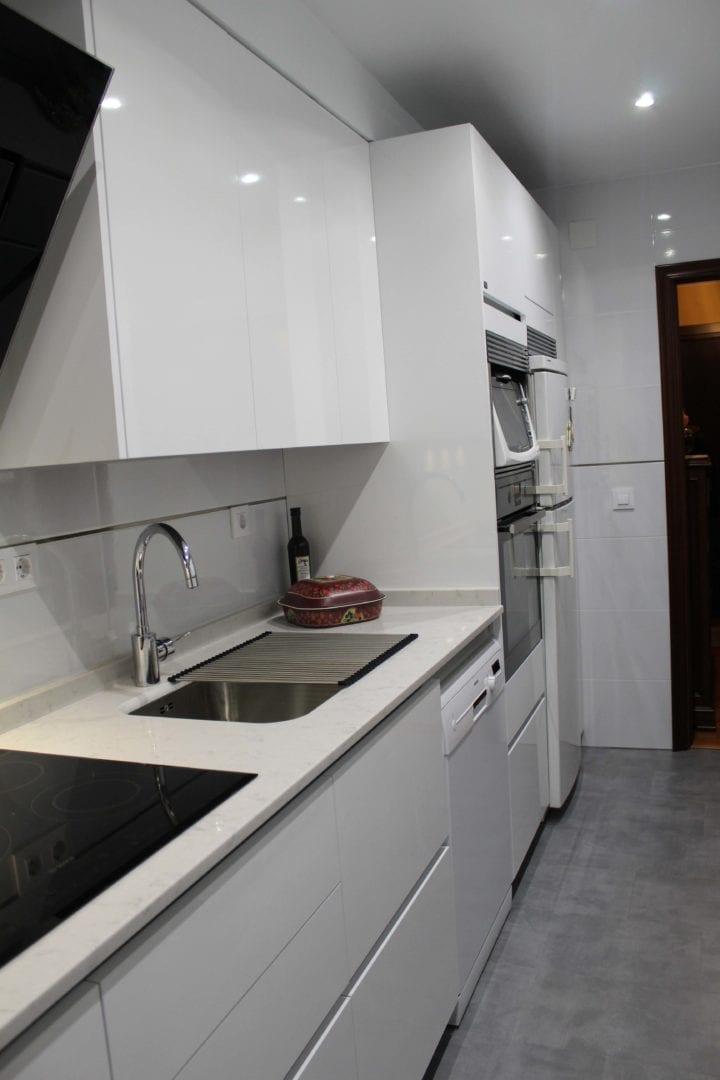 Cocinova cocina de formica ar cocinova cocinas - Formica para cocinas ...