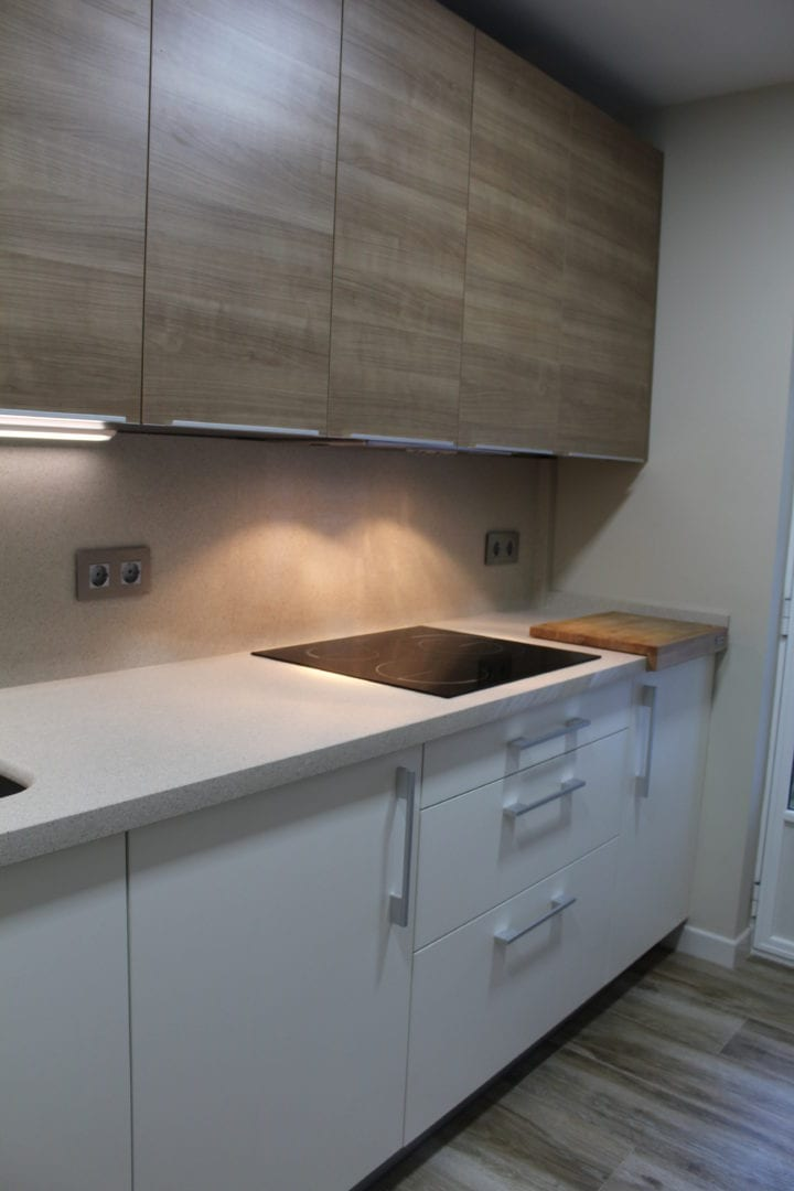 Cocinova cocinas sevilla xey modelo capri cocinova - Cocinas sevilla ...