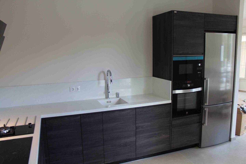 Cocinova cocina con fregadero silgranit en blanco - Fregadero cocina ...
