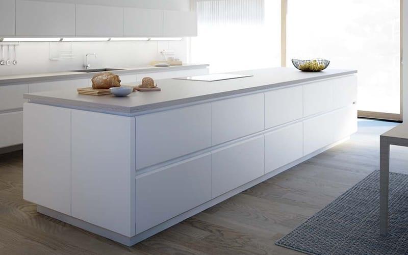 Cocinova materiales de muebles de cocina qu tipos hay for Materiales de cocina