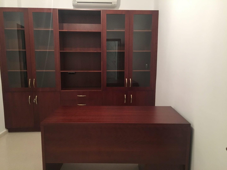 Cocinova mobiliario para despacho fabricado en tablero for Mobiliario para despachos