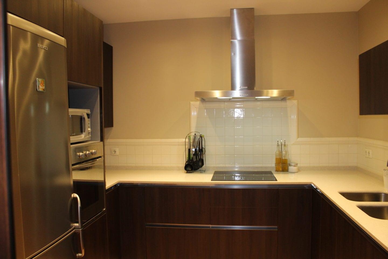 Cocinova una cocina sin tiradores que mereci la pena su espera - Cocina sin tiradores ...
