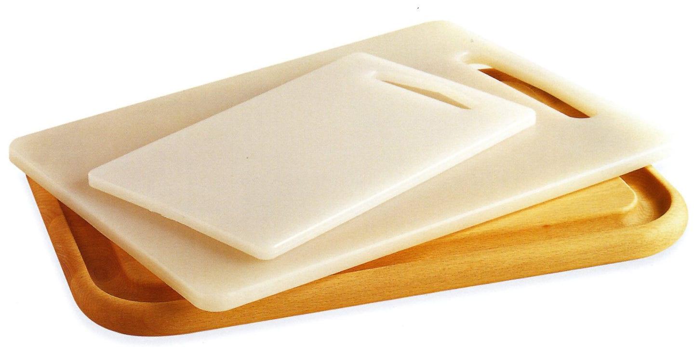 Cocinova tabla de cortar de madera o de silicona cocinova - Tabla de cortar ...