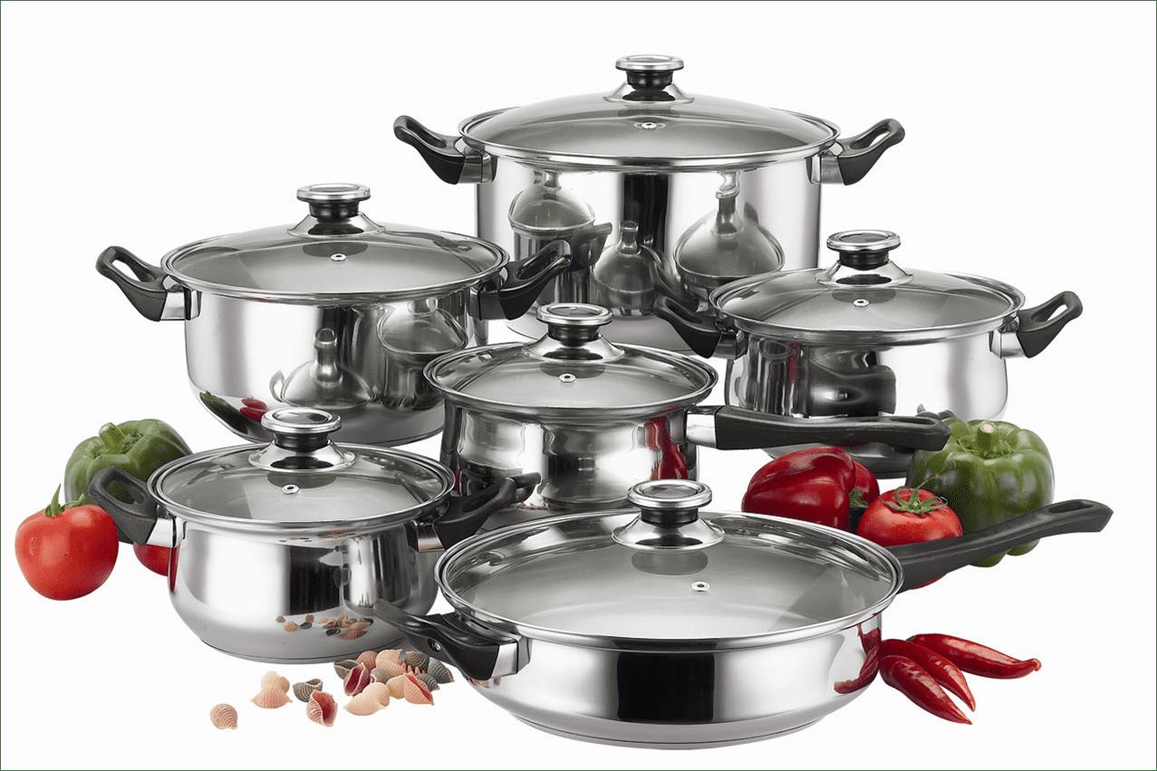 Cocinova qu necesitas para tener un juego de cocina completo for Articulos de menaje