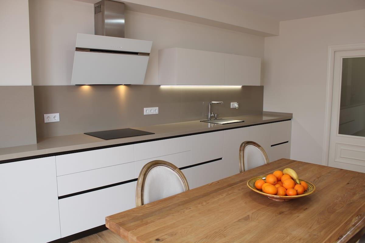 Cocinova dimensiones est ndar usadas en una cocina cocinova for Dimensiones cocina