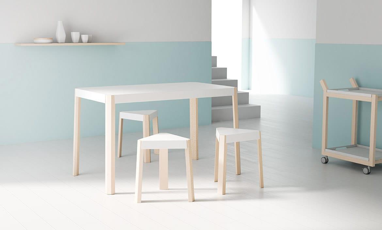 Cocinova Mesas y sillas de cocina modernas, ¿cuadradas o ...
